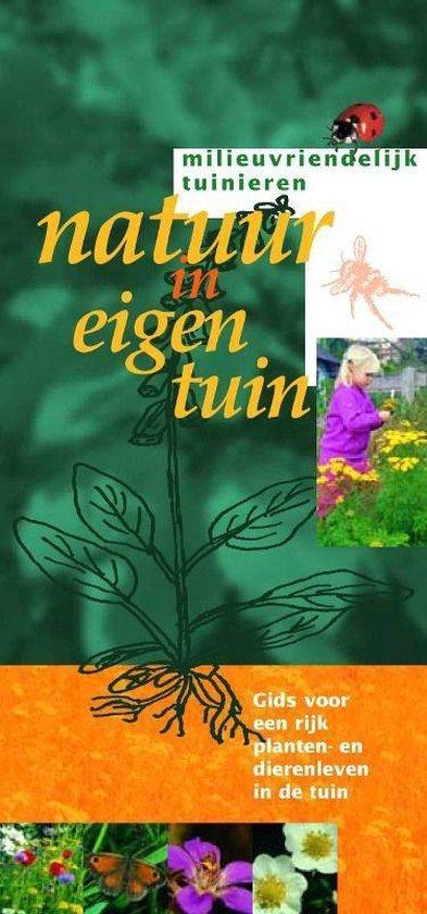 Natuur in eigen tuin - M. Klees |