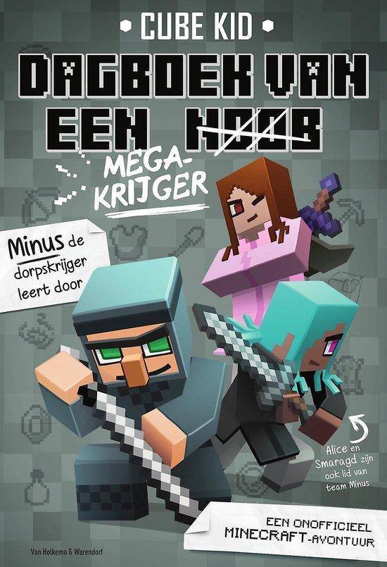 Dagboek van een noob - Megakrijger - Cube Kid |