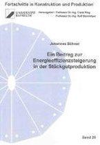 Ein Beitrag zur Energieeffizienzsteigerung in der Stückgutproduktion