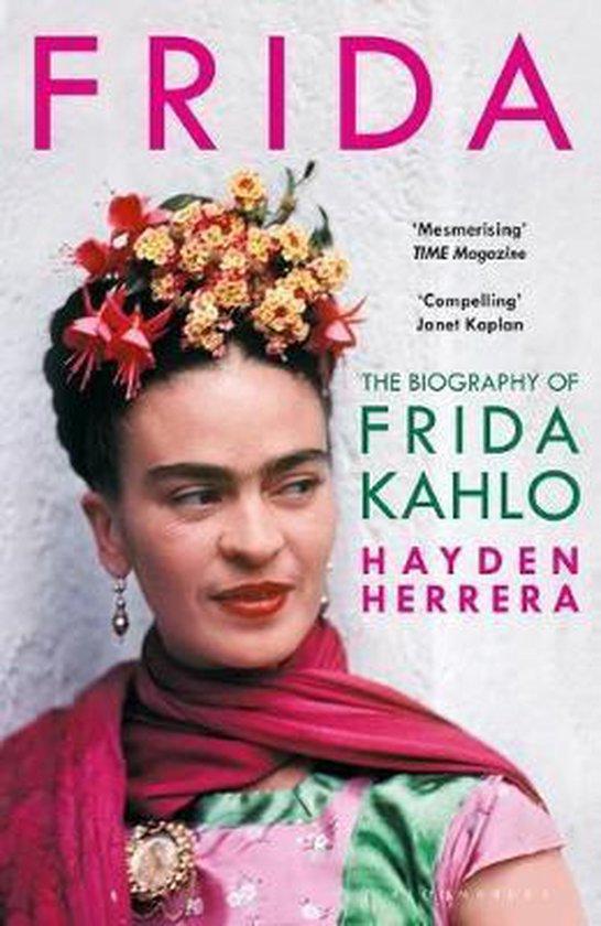 Boek cover Frida van Hayden Herrera (Paperback)