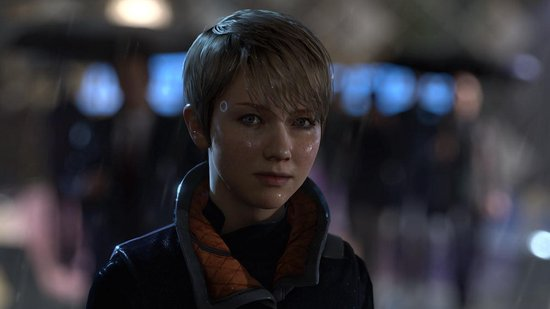 Detroit: Become Human - PS4 - Sony