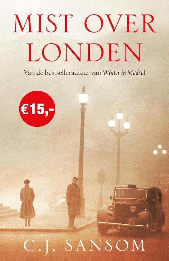 Mist over Londen - C.J. Sansom | Readingchampions.org.uk