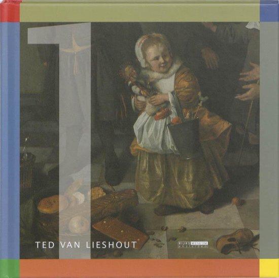 Cover van het boek '1' van Ted van Lieshout