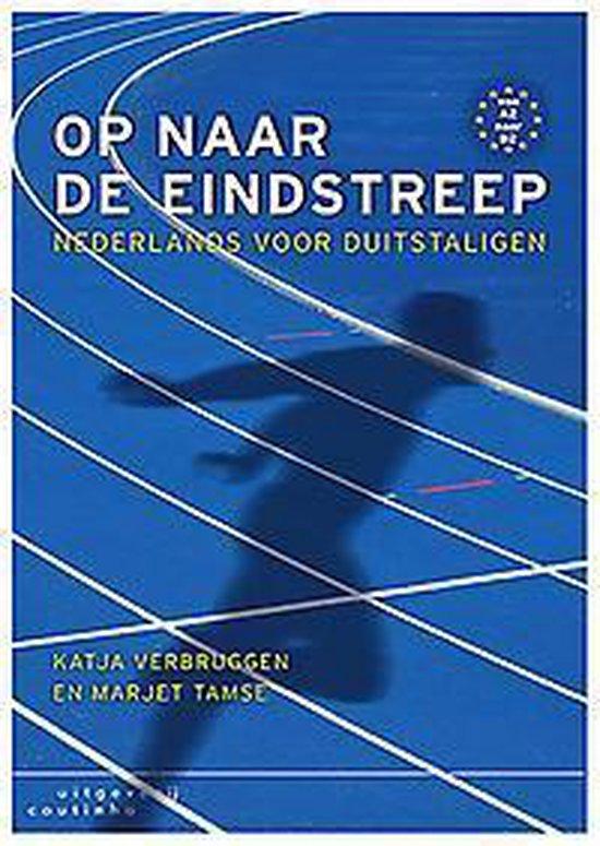 Op naar de eindstreep - Katja Verbruggen  