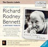 Clarinet Chamber Music by Richard Rodney Bennett: A Birthday Tribute