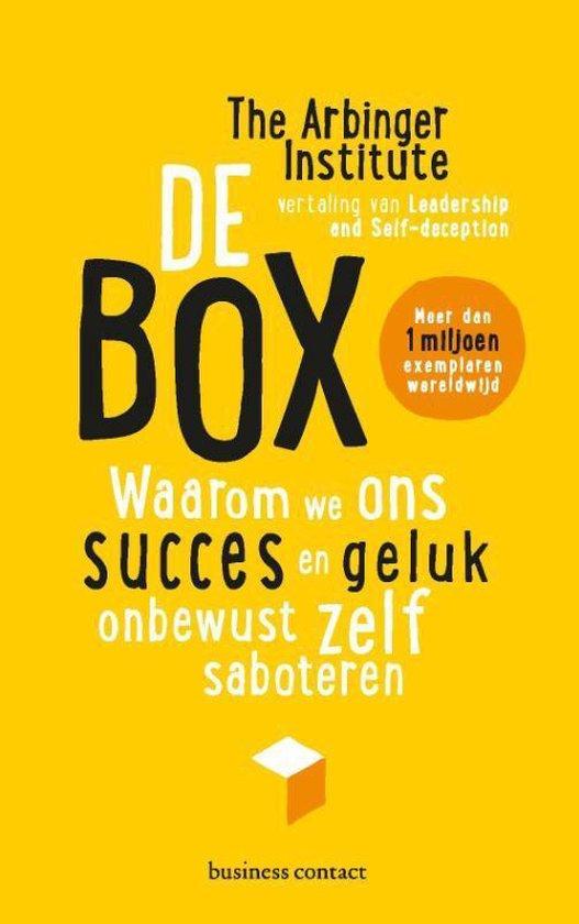 De box - The Arbinger Institute |