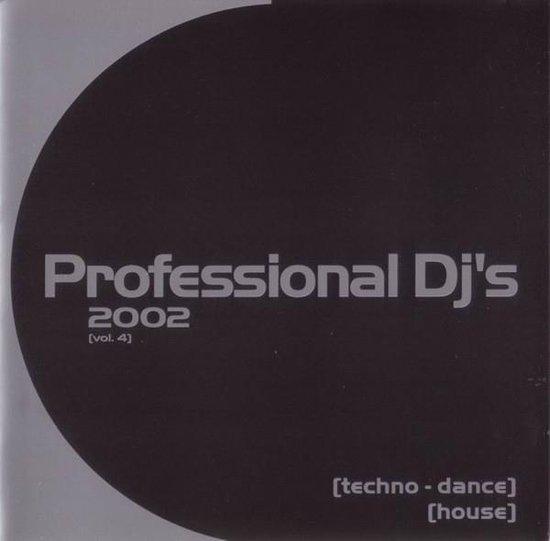 Professional Dj's 2002