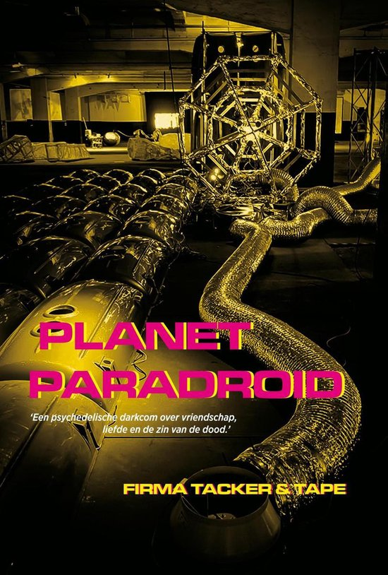 Planet Paradroid