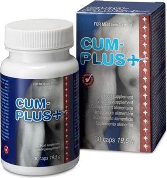 Sperma Verbeteraar - Cum Plus