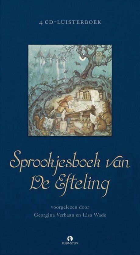 Boek cover Sprookjesboek van de Efteling van de Efteling B.V. (Onbekend)