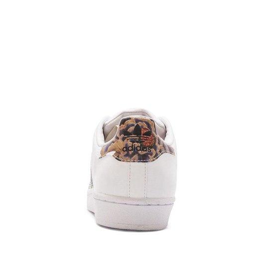 | Adidas Superstar Dames Sneakers Hawaii Print