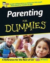 Boek cover Parenting For Dummies van Helen Brown