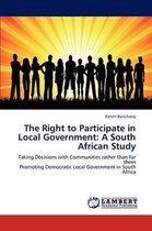 The Right to Participate in Local Government
