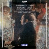 Orchestral Songs:  Arr. Max Reger