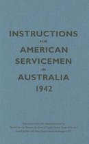 Instructions for American Servicemen in Australia, 1942