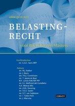 Boek cover Belastingrecht voor Bachelors en Masters 2018/2019 van G.A.C. Aarts