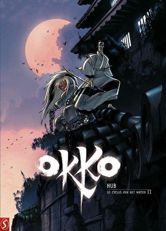 Okko 02. de cyclus van het water 2 - Hub |