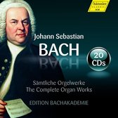 Bach: Samtliche Orgelwerke