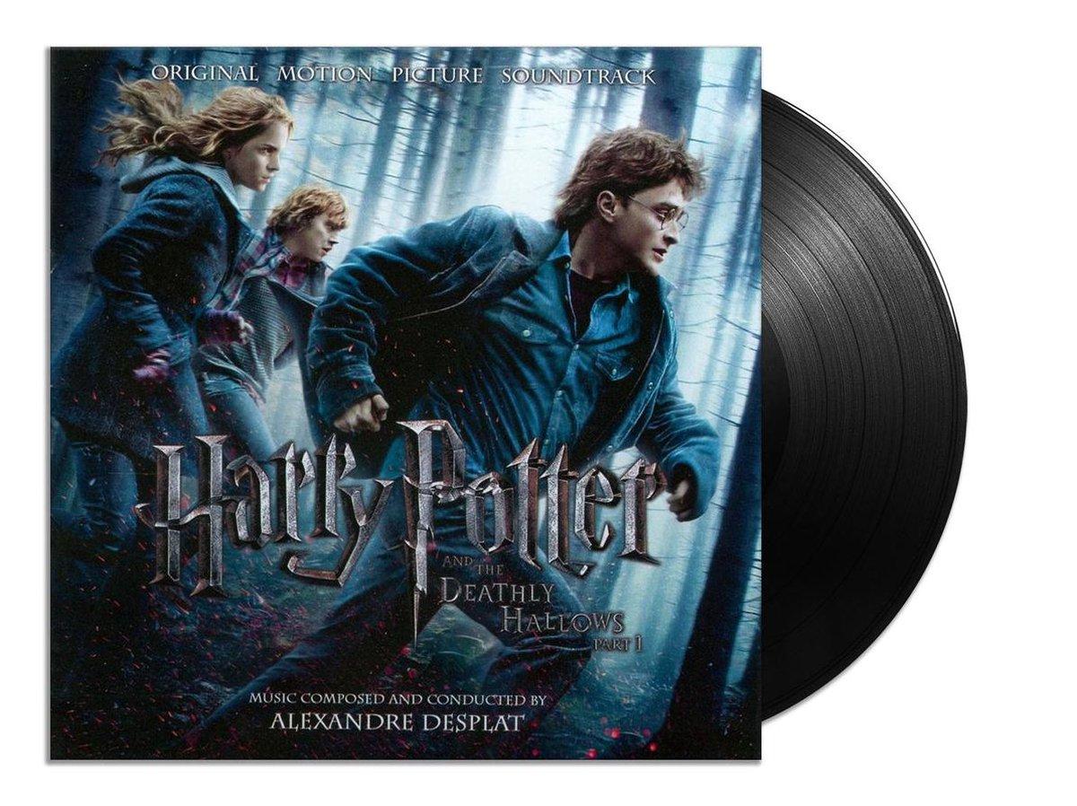 Harry Potter And The Deathly Hallows Part 1 (LP) - Alexandre Desplat