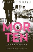 Boek cover De Morten Trilogie 1 -   Morten van Anna Levander (Paperback)