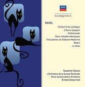Ravel - L'Enfant Et Les  Sortileges/Sheherazade/Bolero/La Valse Etc
