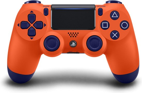 Sony DualShock 4 Controller V2 - PS4 - Sunset Orange