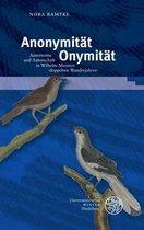 Anonymitat - Onymitat