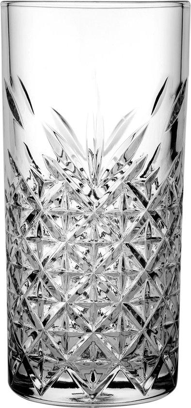 Pasabahce Timeless Longdrinkglas - 300 ml - 12 stuks