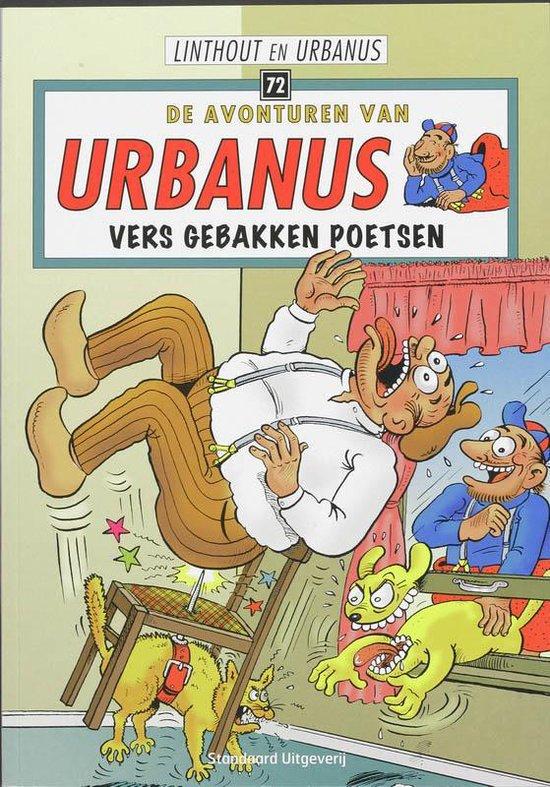 Urbanus 72 Vers gebakken poetsen - Urbanus  