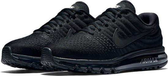 nike air max 2017 grijs heren