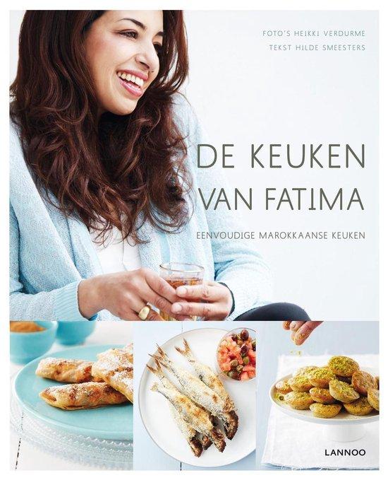 De keuken van Fatima - Fatima Marzouki |