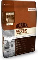 Acana heritage adult large breed hondenvoer 17 kg