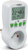GreenBlue GB107 tijd / digitale tijdschakelklok Timer Penaarde (niet voor NL)