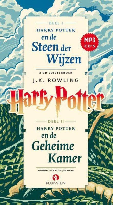 Harry Potter en de steen der wijzen en Harry Potter en de geheime kamer - none   Fthsonline.com