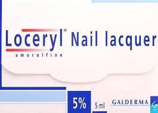 Loceryl 5 ml