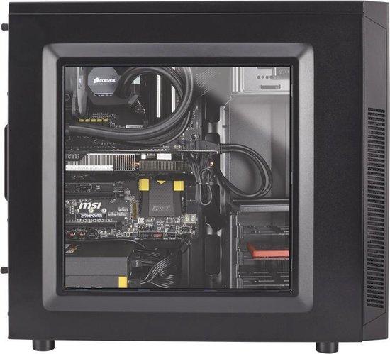 Corsair Carbide 100R Midi-Toren Zwart computerbehuizing