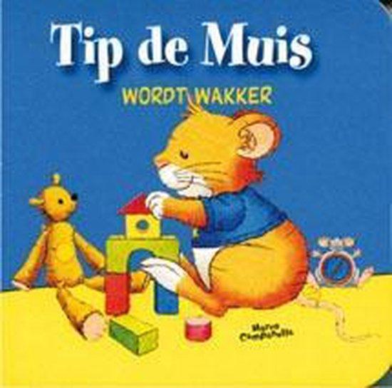 Tip de muis wordt wakker - Anna Casalis  