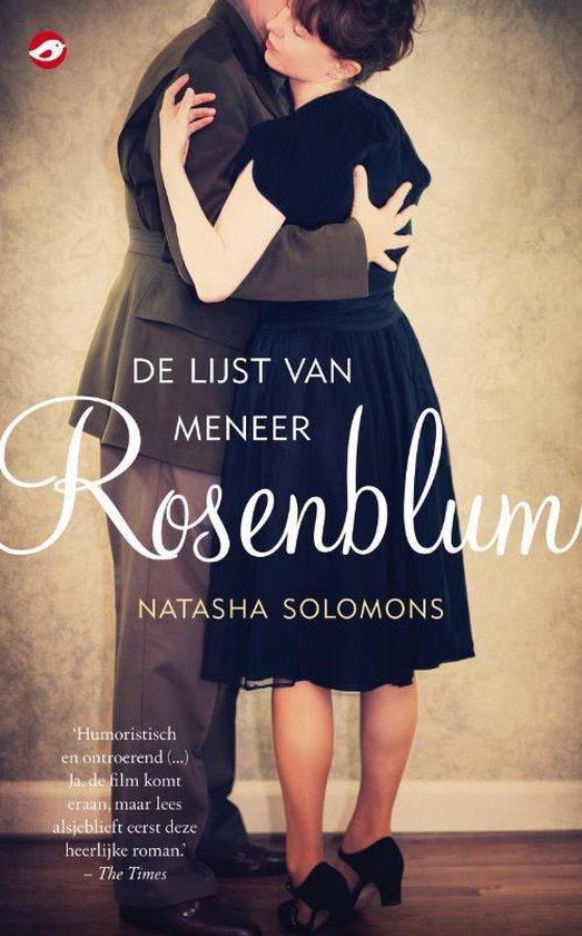 De Lijst Van Meneer Rosenblum - Natasha Solomons |