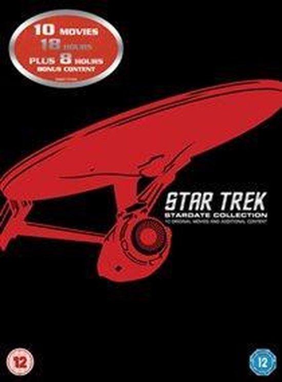 Star Trek: Movies 1-10