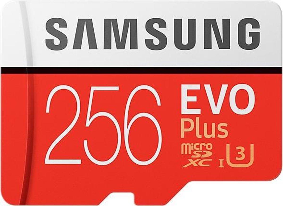 Samsung Evo Plus MicroSDXC 256GB - met adapter