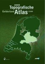 Boek cover ANWB Topografische Atlas Gelderland van
