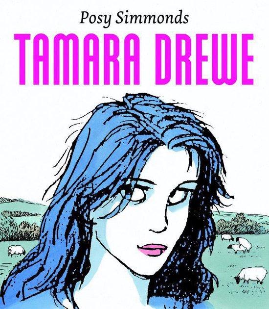 Tamara Drewe Graphic novel - Posy Simmonds |