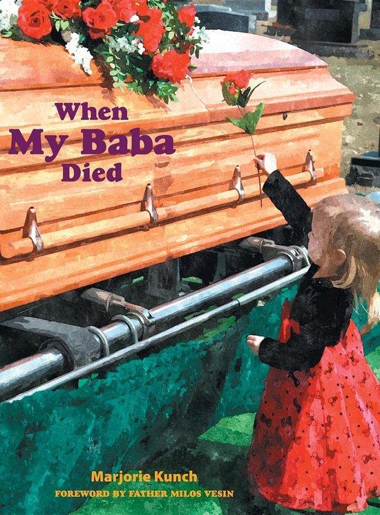 Omslag van When My Baba Died