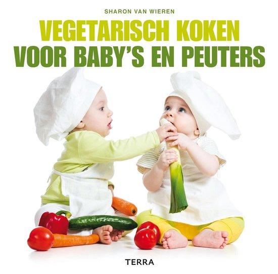 Vegetarisch koken voor baby's en peuters