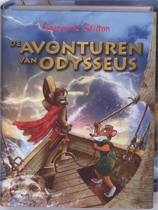 De avonturen van Odysseus - Geronimo Stilton pdf epub