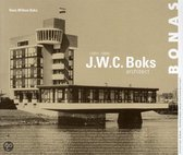 Boek cover J. W. C. Boks (1904-1986) van Hans W. Bakx