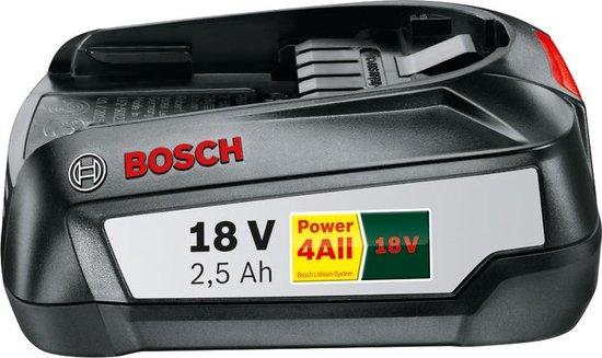 Bosch PSB 18 LI-2 Ergonomic Accu klopboormachine - met koffer - Met 2x 18 V accu en lader