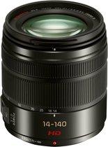 Panasonic G Vario 14-140mm f/ 3.5-5.6 OIS - Zwart - geschikt voor alle MicroFourThirds systeemcamera's