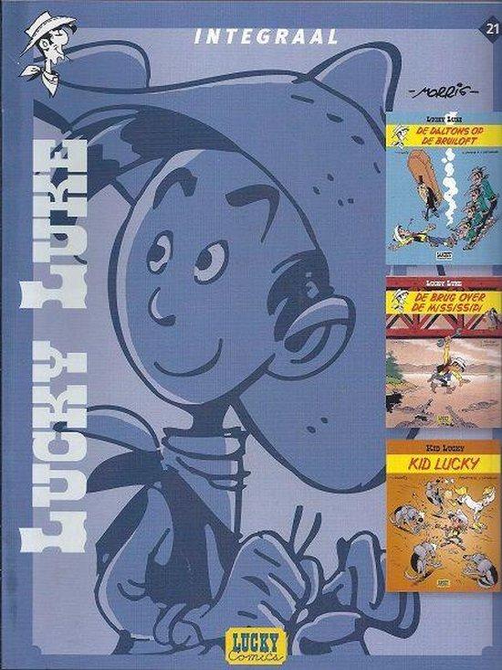 Lucky Luke: 021 (Integraal) - Morris | Fthsonline.com