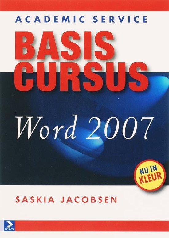 Basiscursus Word 2007 - S. Jacobsen | Readingchampions.org.uk